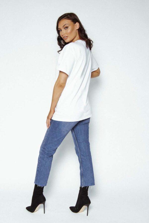 oversized graphic tshirt womens