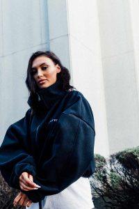 black jacket slider square2 200x300 - Black lets start with the logo jacket