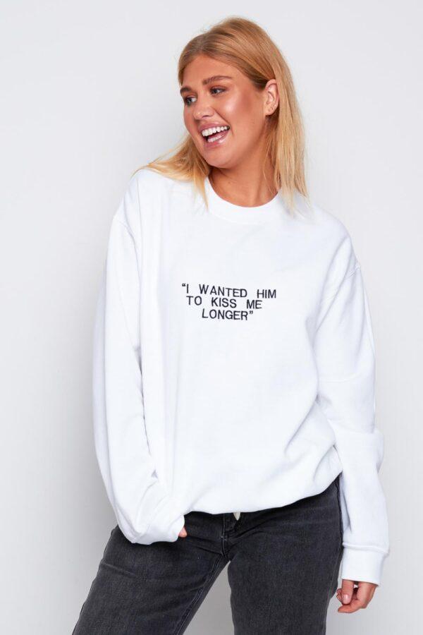 awfully pretty 2 37 600x900 - Kiss Me Sweatshirt