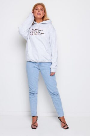 awfully pretty 2 79 300x450 - No Bad Feelings Hoodie