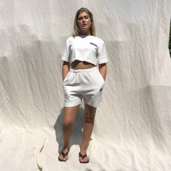 IMG 3850 600x600 - Essential Ecru Shorts