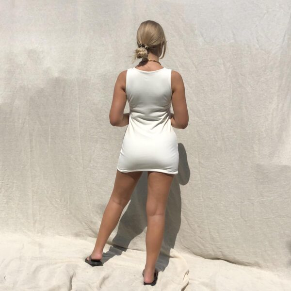 IMG 4462 600x600 - Vacation Ecru Dress