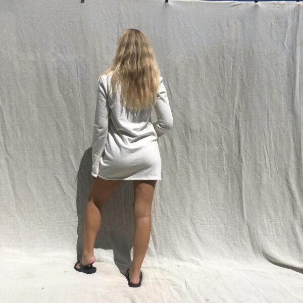 IMG 0678 600x600 - Needed Mini Dress In Ecru
