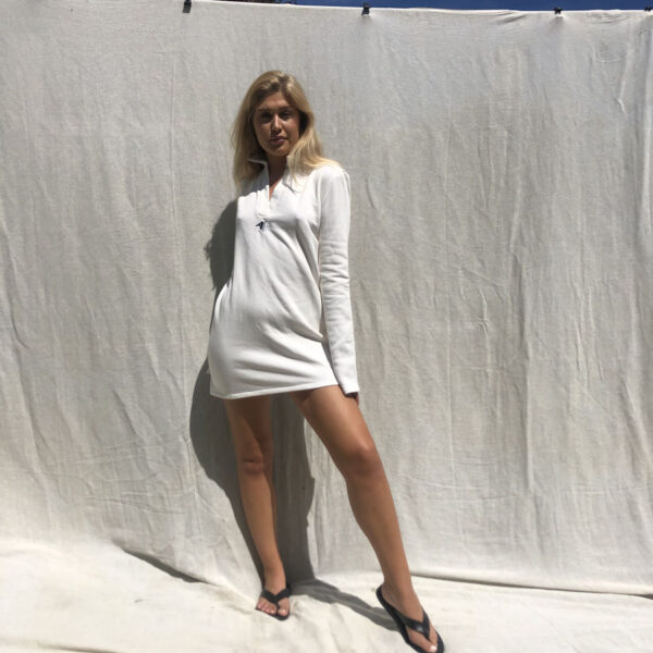IMG 0693 600x600 - Needed Mini Dress In Ecru