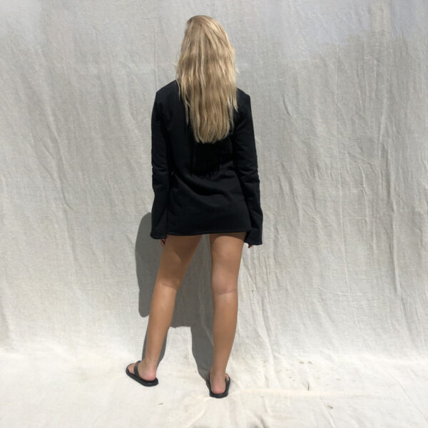 IMG 0703 600x600 - Needed Mini Dress In Black