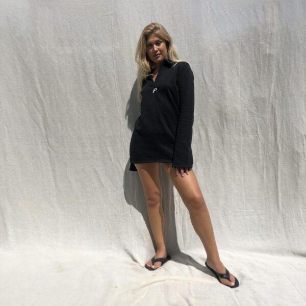 IMG 0708 600x600 - Needed Mini Dress In Black