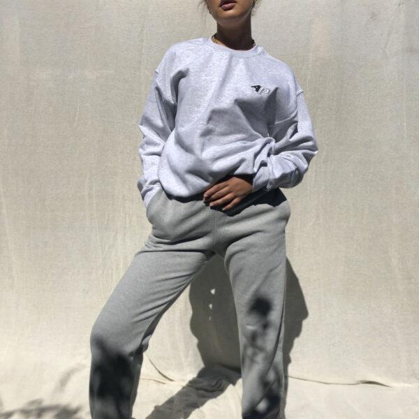 IMG 1134 600x600 - Sport Edition Sweatshirt In Grey