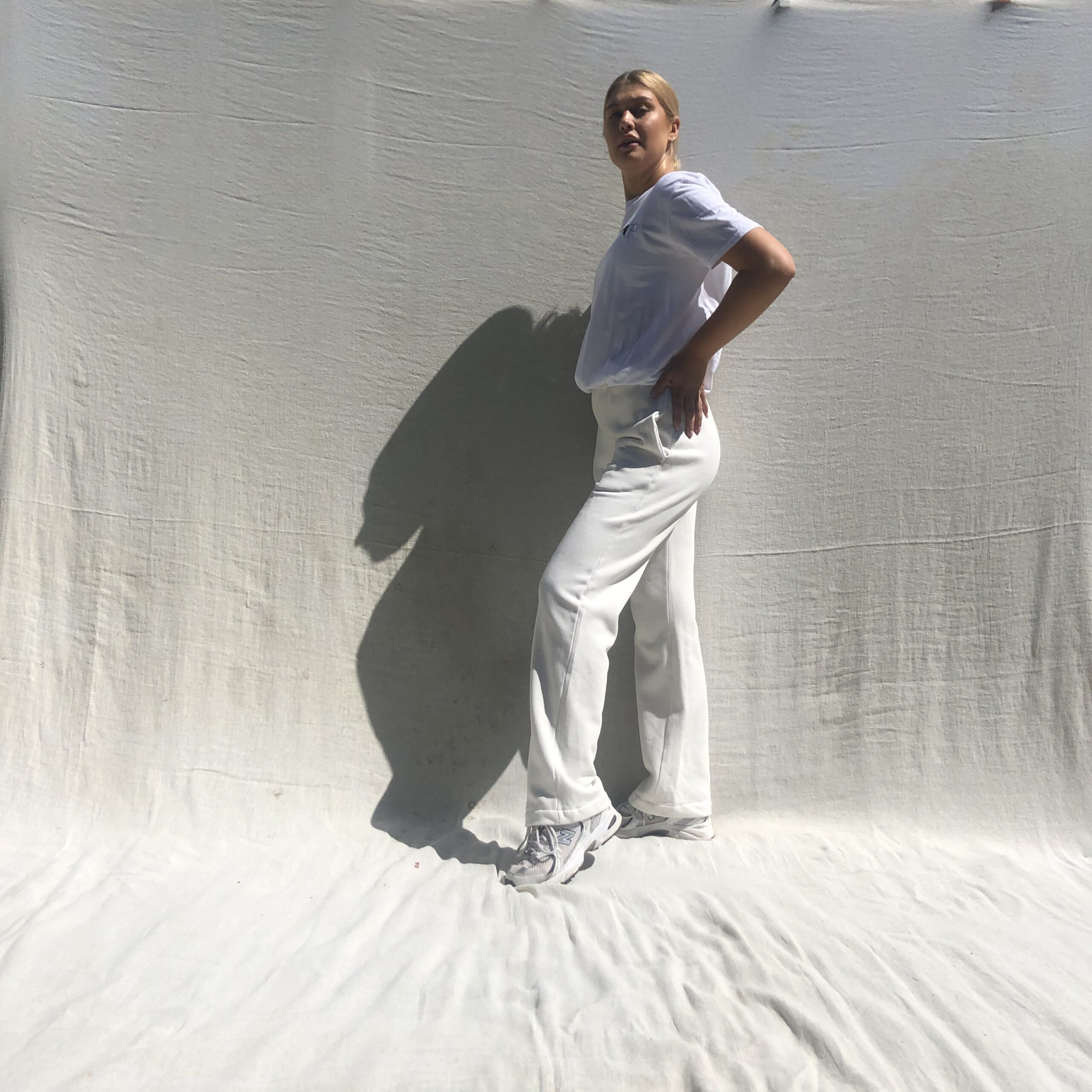IMG 3780 scaled - Sport Edition T-shirt In White