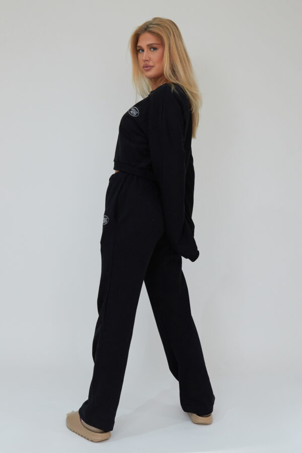 Awfully Pretty0039 1 600x900 - AP Oval Straight Jogger In Black