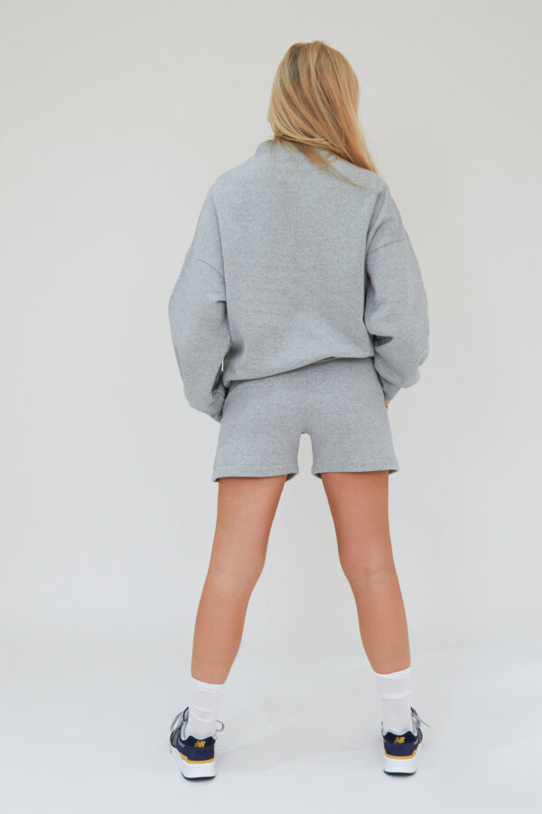 Awfully Pretty0074 1 600x900 - AP Contrast Shorts in Grey