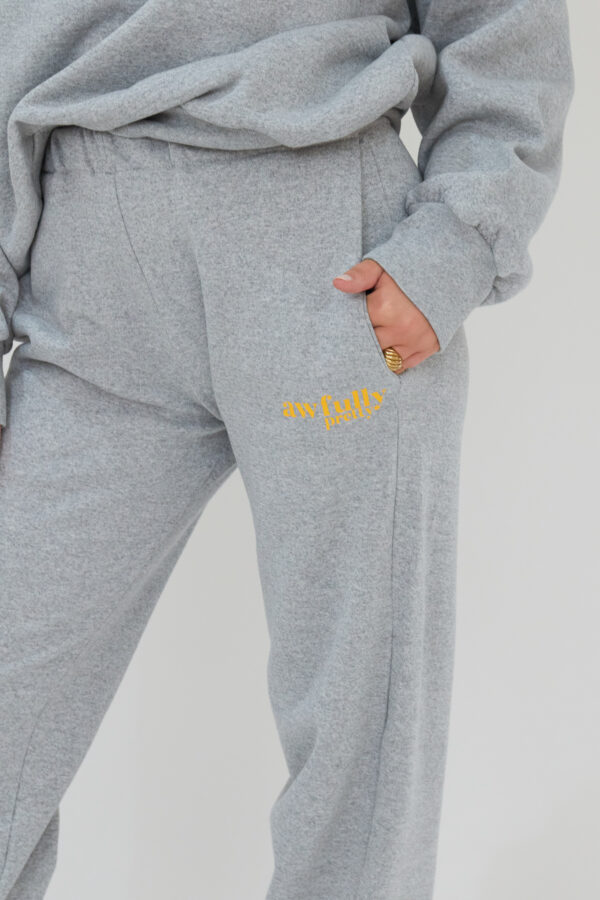 Awfully Pretty0086 1 600x900 - AP Contrast Joggers in Grey