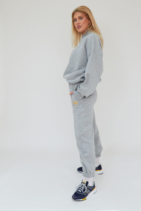 Awfully Pretty0090 1 600x900 - AP Contrast Joggers in Grey
