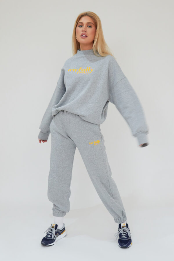 Awfully Pretty0095 1 600x900 - AP Contrast Joggers in Grey