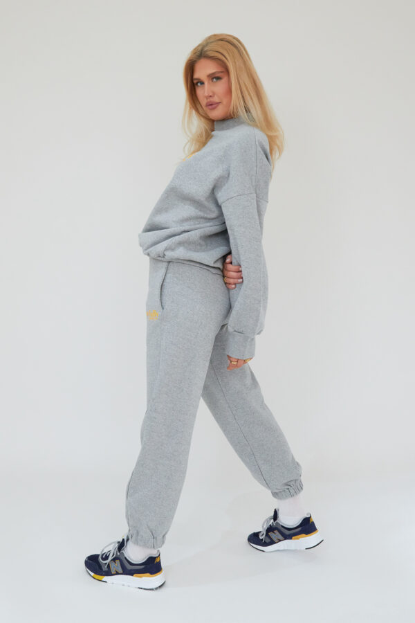 Awfully Pretty0104 1 600x900 - AP Contrast Joggers in Grey