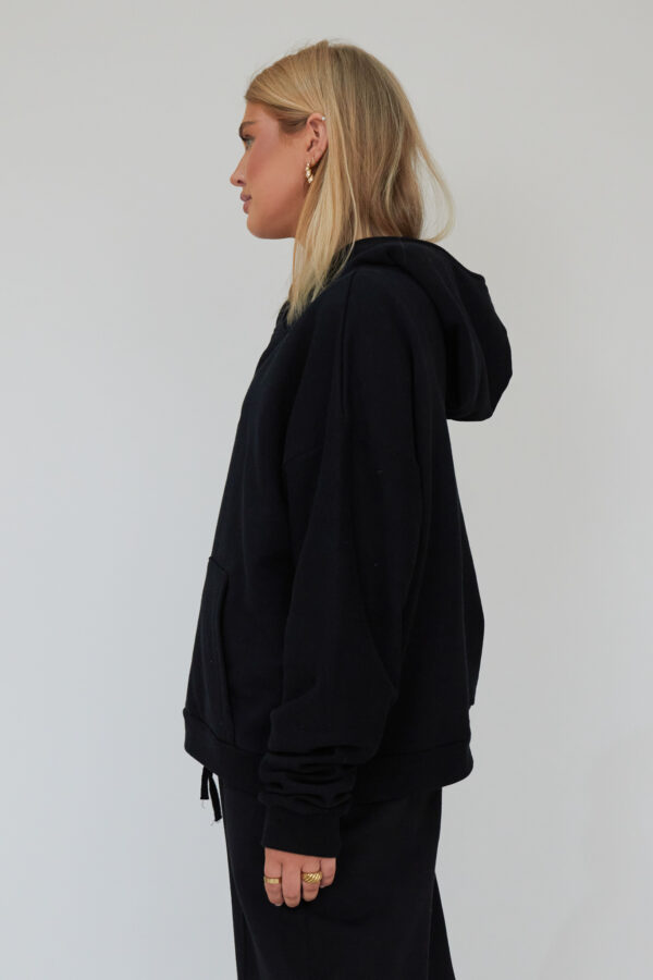 Awfully Pretty0353 1 600x900 - Feel Everything Hoodie in Black