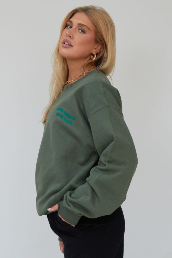 Awfully Pretty0431 1 600x900 - Stay Simple Stay True Sweatshirt in Khaki