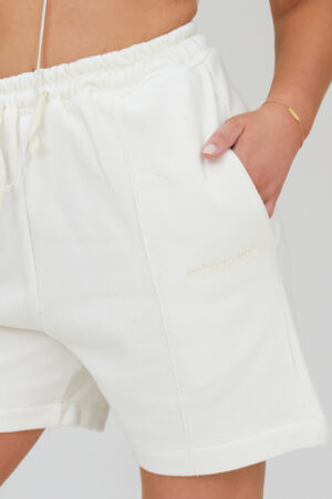 Awfully Pretty0460 300x450 - Pintuck Shorts in Ecru