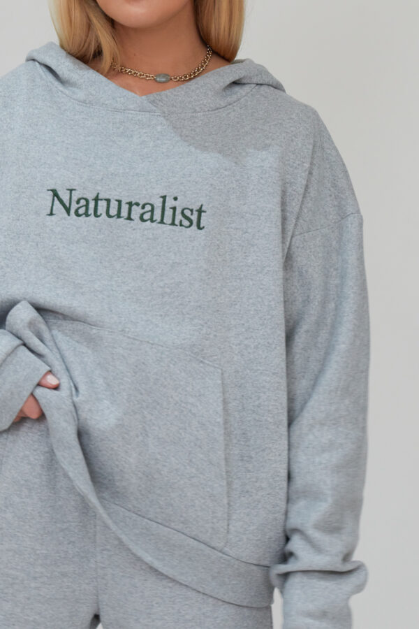 Awfully Pretty0568 600x900 - Naturalist Hoodie in Grey