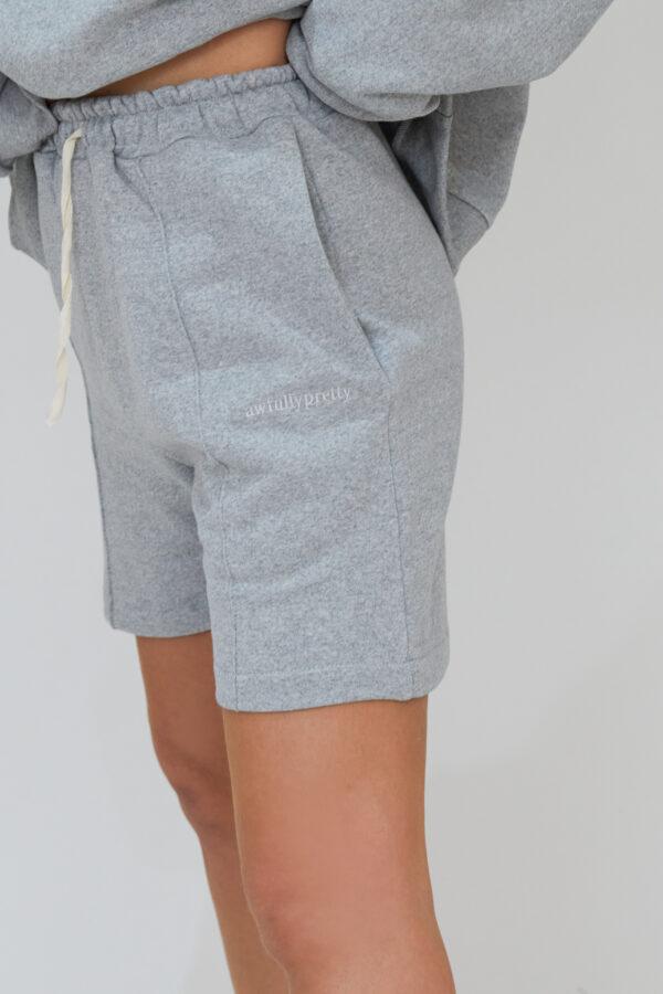 Awfully Pretty0589 600x900 - Pintuck Shorts in Grey