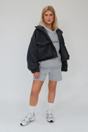 Awfully Pretty0631 300x450 - Wool Shacket in Grey