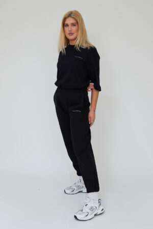 Awfully Pretty0734 1 300x450 - Human Kindness Joggers in Black