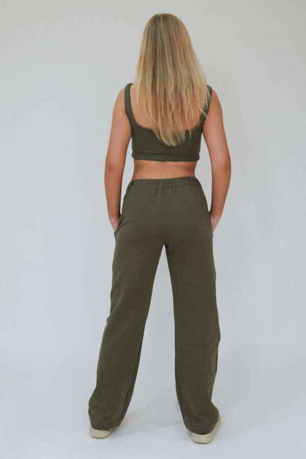 Awfully Pretty0809 600x900 - Straight Down Joggers in Khaki