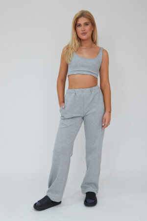 Awfully Pretty0868 300x450 - Straight Down Jogger In Grey