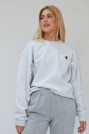 Awfully Pretty0903 300x450 - Sport Edition Sweatshirt In Grey
