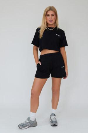 Awfully Pretty0909 300x450 - Essential Short in Black