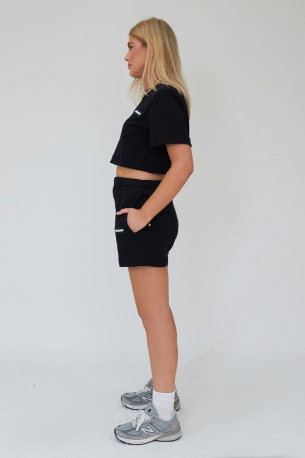 Awfully Pretty0913 600x900 - Essential Short in Black