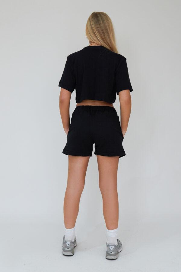 Awfully Pretty0917 600x900 - Essential Short in Black