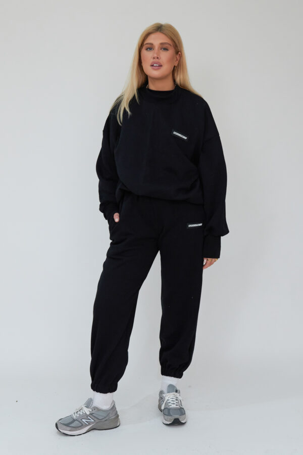 Awfully Pretty0919 600x900 - Essential Jogger in Black