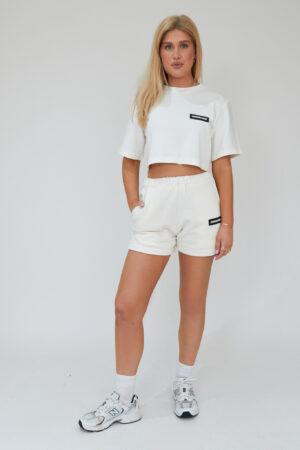 Awfully Pretty0932 300x450 - Essential Shorts in Ecru