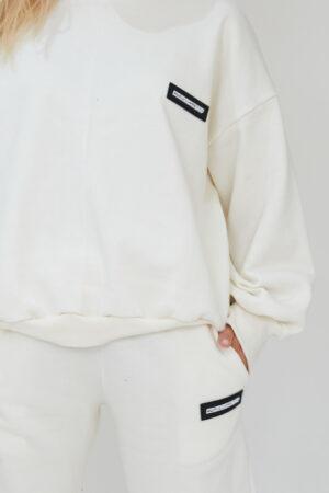 Awfully Pretty0947 300x450 - Essentials Sweatshirt in Ecru