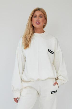 Awfully Pretty0957 300x450 - Essentials Sweatshirt in Ecru