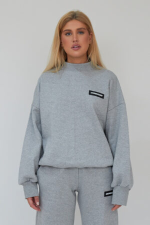 Awfully Pretty0972 300x450 - Essentials Sweatshirt in Grey