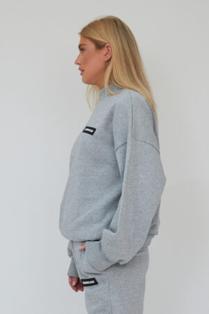 Awfully Pretty0976 300x450 - Essentials Sweatshirt in Grey