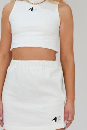 Awfully Pretty1024 300x450 - Sport Edition Mini Skirt In Ecru