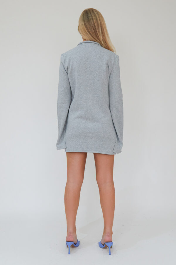 Awfully Pretty1059 600x900 - Needed Mini Dress In Grey
