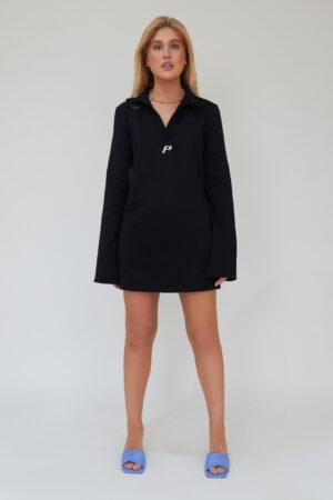 Awfully Pretty1061 300x450 - Needed Mini Dress In Black