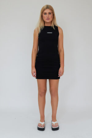 Awfully Pretty1109 300x450 - Vacation Black Dress in Black